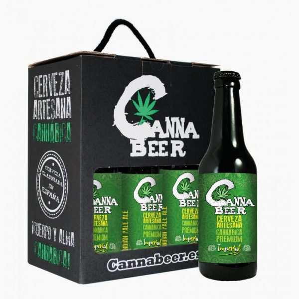 """Cannabeer """"Imperial"""" (6 Pack)"""
