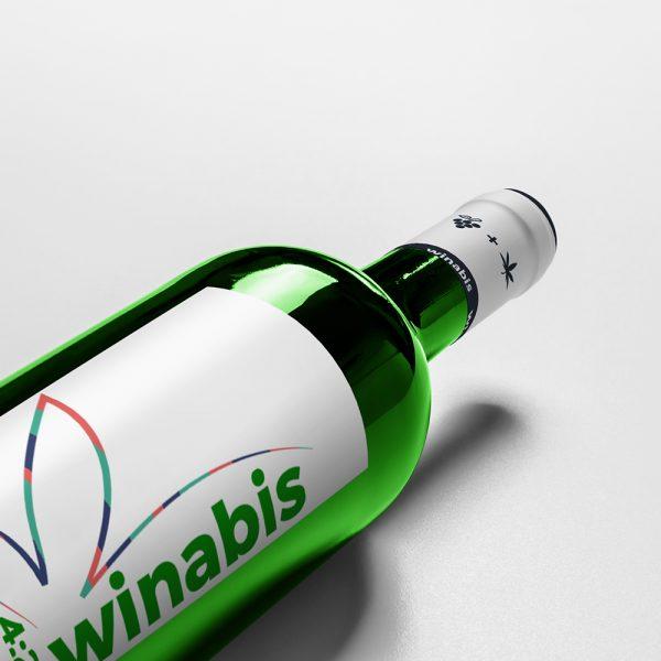 Vino cannabico Winabis 750ml