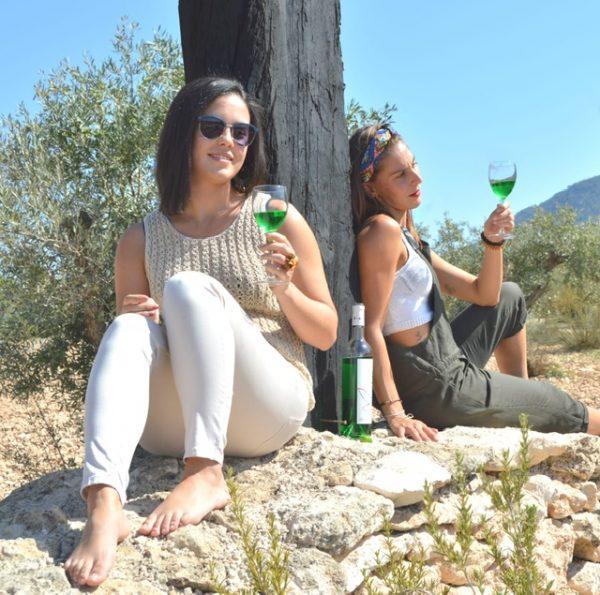 Vino cannabico Winabis - Pack de 3 Botellas
