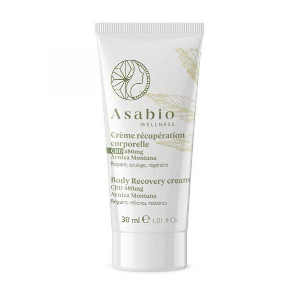 Asabio Crema Recuperación corporal